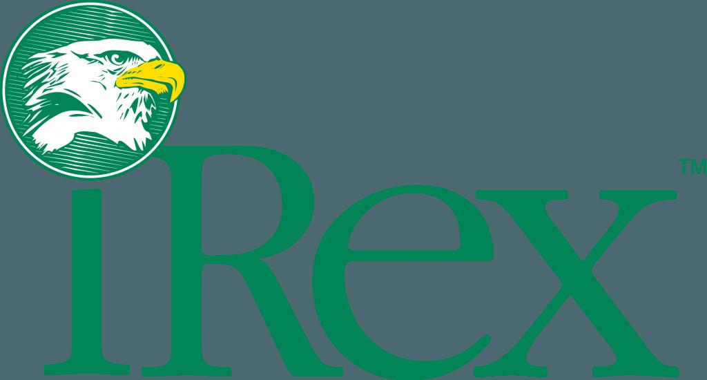 TyRex Logo: iRex