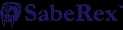 TyRex Logo: SabeRex - Horizontal