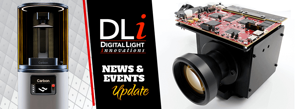3DLP9000 Light Engine from Digital Light Innovations (DLi)