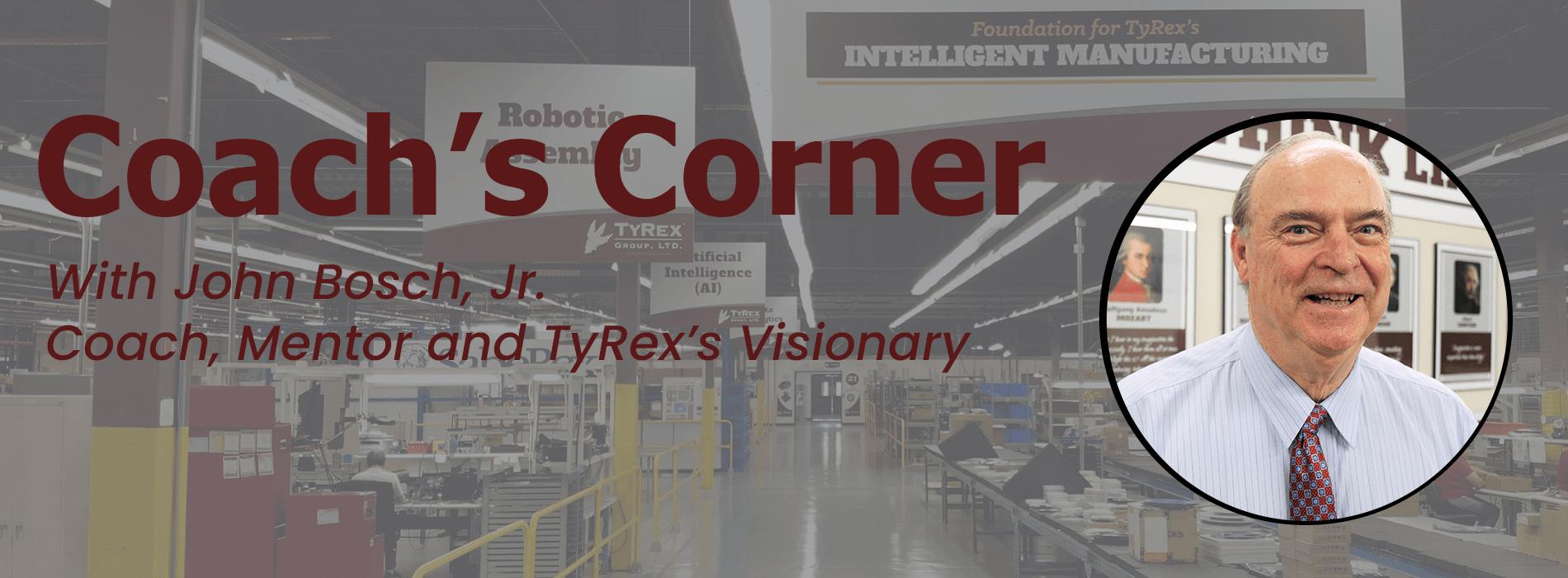 Coach's Corner – Q2, 2021