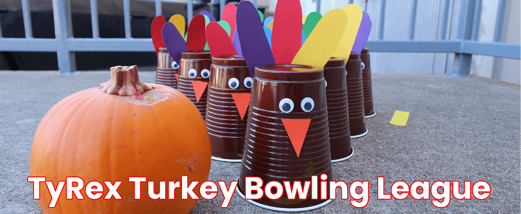 TyRex Turkey Bowling League