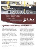 TyRex Tribune Q2, 2021 Front page