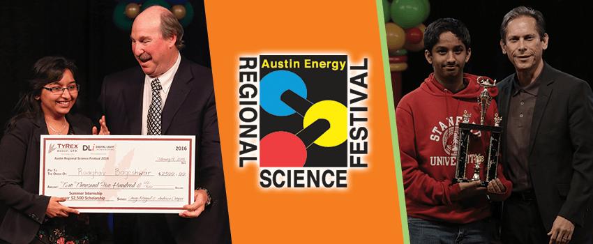 Austin Regional Science Fest Support