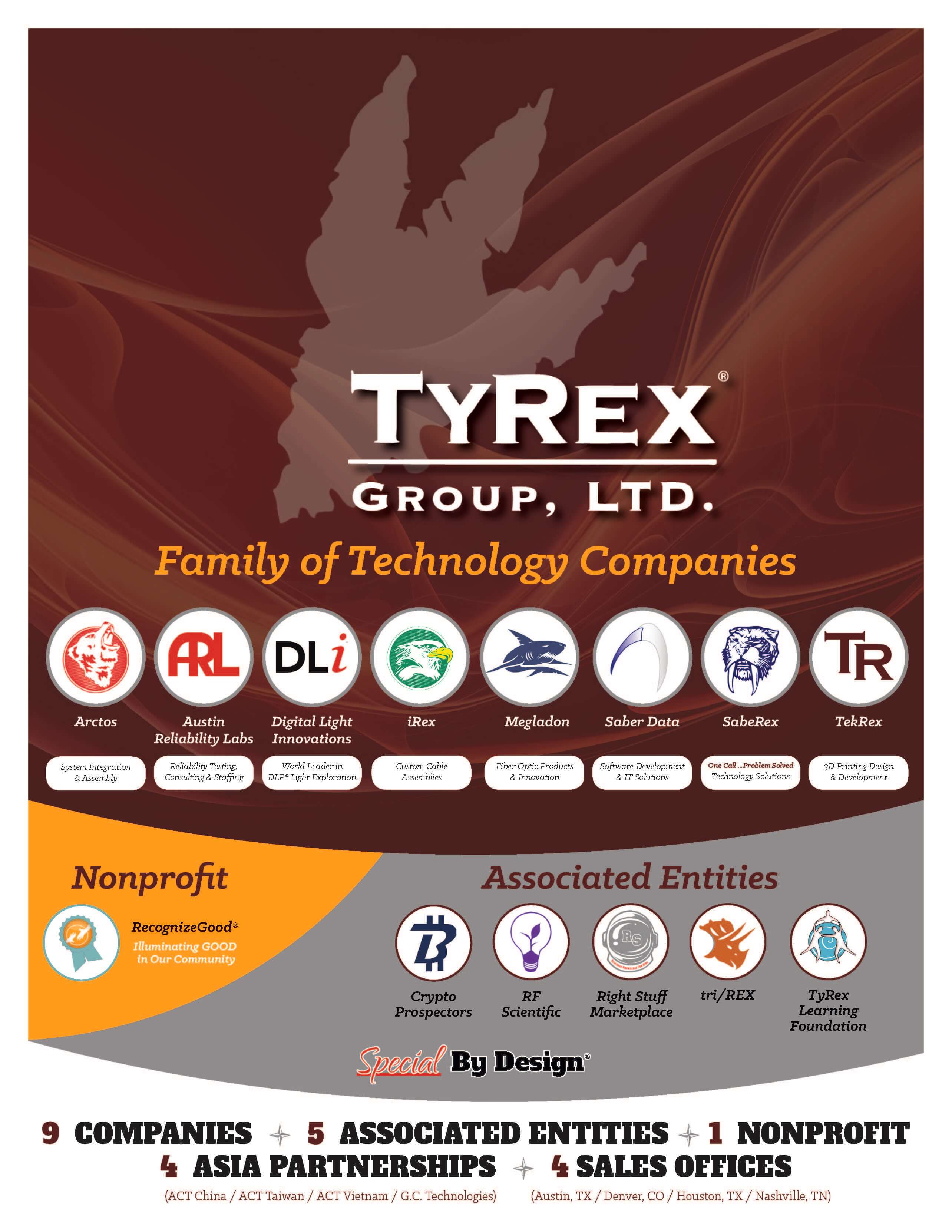 TyRex Flyer: Family Overview