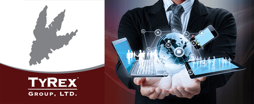 TyRex Graphic: Technology Solutions