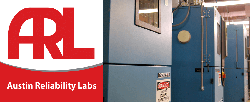 TyRex Graphic: Austin Reliability Labs Testing