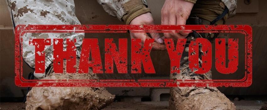 Image: Veterans Day Header