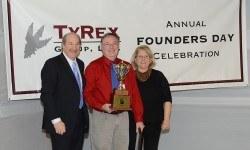 TyRex Photo: Founders Day 2016