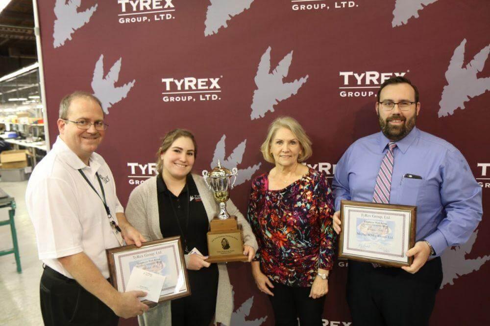 TyRex Photo: Founders Day 2017