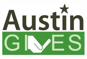 TyRex Logo: Austin Gives