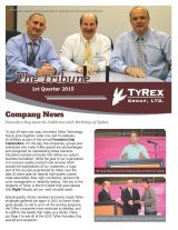 TyRex Newsletter: 1Q (2015)