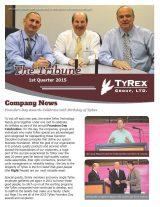 TyRex Newsletter: 1Q (2015)