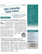 TyRex Newsletter: 2Q (2009)
