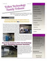TyRex Newsletter: 3Q (2011)