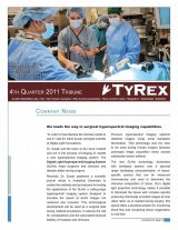 TyRex Newsletter: 4Q (2011)