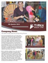 TyRex Newsletter: 4Q (2014)
