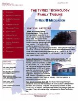 TyRex Newsletter: Jan-Feb (2001)