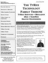 TyRex Newsletter: Jan-Feb (2004)