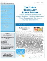 TyRex Newsletter: Jan-Feb (2006)