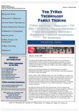 TyRex Newsletter: Jan-Feb (2007)