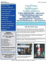 TyRex Newsletter: Jan-Feb (2008)