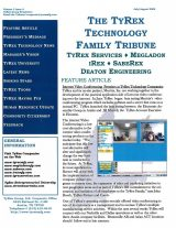 TyRex Newsletter: July-Aug (2002)