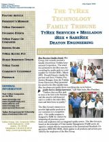 TyRex Newsletter: July-Aug (2003)