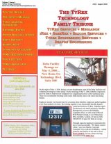 TyRex Newsletter: July-Aug (2006)