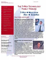 TyRex Newsletter: Mar-Apr (2001)