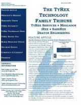 TyRex Newsletter: Mar-Apr (2002)