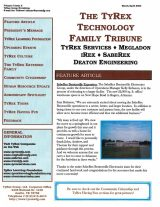 TyRex Newsletter: Mar-Apr (2004)