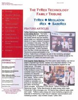 TyRex Newsletter: May-June (2001)