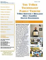 TyRex Newsletter: May-June (2003)