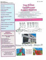 TyRex Newsletter: May-June (2006)