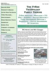 TyRex Newsletter: May-June (2007)
