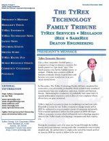 TyRex Newsletter: Nov-Dec (2002)
