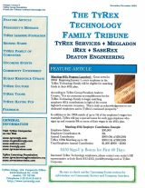 TyRex Newsletter: Nov-Dec (2003)