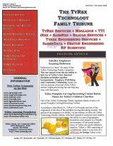 TyRex Newsletter: Nov-Dec (2006)