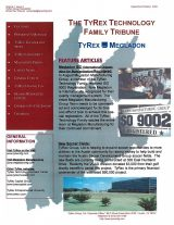 TyRex Newsletter: Sept-Oct (2000)
