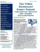TyRex Newsletter: Sept-Oct (2002)