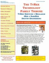 TyRex Newsletter: Sept-Oct (2003)