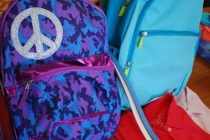 TyRex Photo: Back to School Backpacks