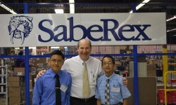 TyRex Photo: CEO for a Day (1)
