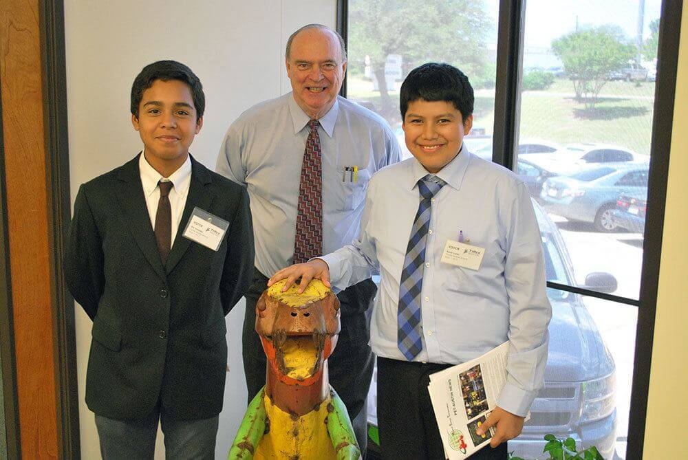 TyRex Photo: CEO for a Day (3)