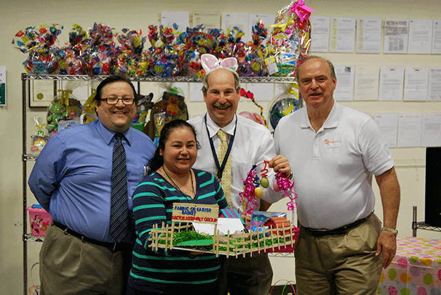 TyRex Photo: Easter Celebration 2014 (1)