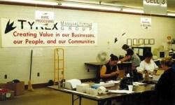 TyRex Photo: History - Assembly Line