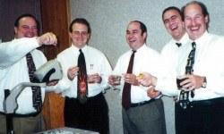 TyRex Photo: History - Leadership Staff