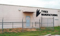 TyRex Photo: History - Original Manufacturing Facility