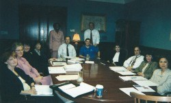 TyRex Photo: History - Staff Meeting