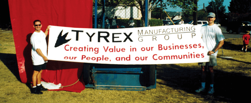 TyRexPhoto: History